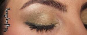 7. Line and mascara