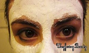 Desert-dry mask face