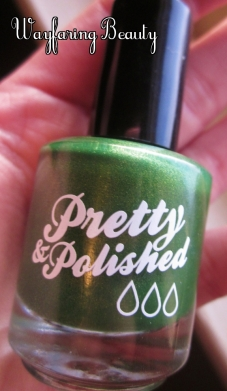 Pretty & Polished Old Green River