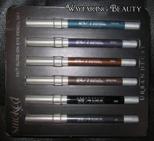 Urban Decay Smoked Set